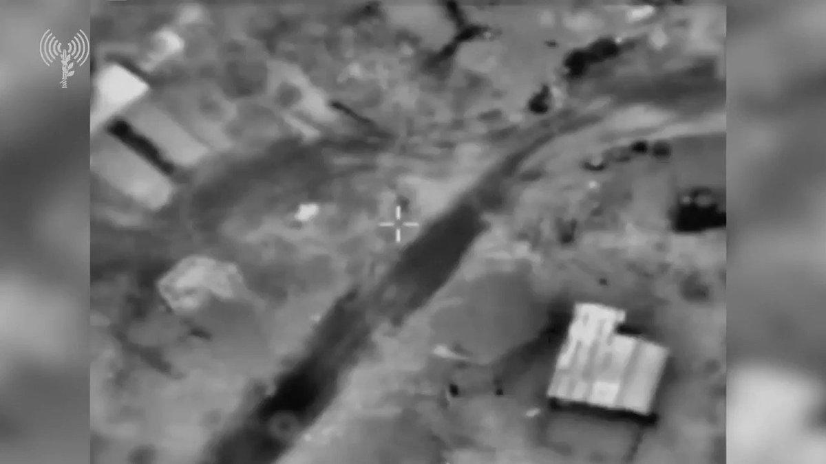 الليلة: طائرات سلاح الجو تقصف مواقع لحماس ردًا على اطلاق البالونات الحارقة من