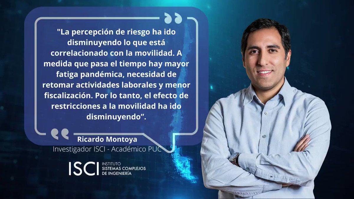 Image for the Tweet beginning: Estudio ISCI, que agrupa a
