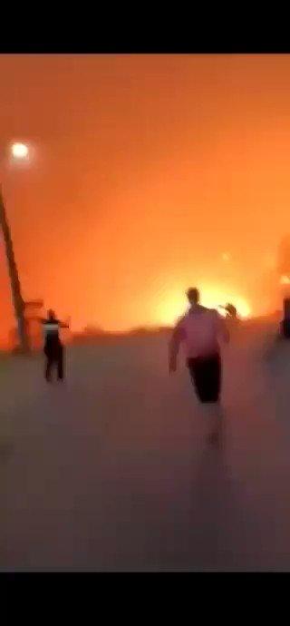 Καίγεται και η Αλγερία. #antireport https://t.co/gPxheTiBbI