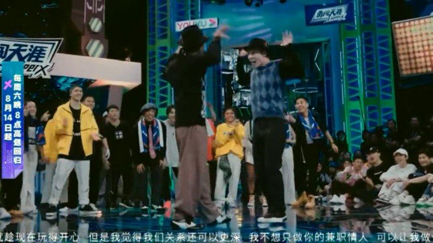 @layzhang All dance style was amazing! Locking 也跳得帅、真的没有什么你不会!会的不多全能而已🤭尊敬了🙏