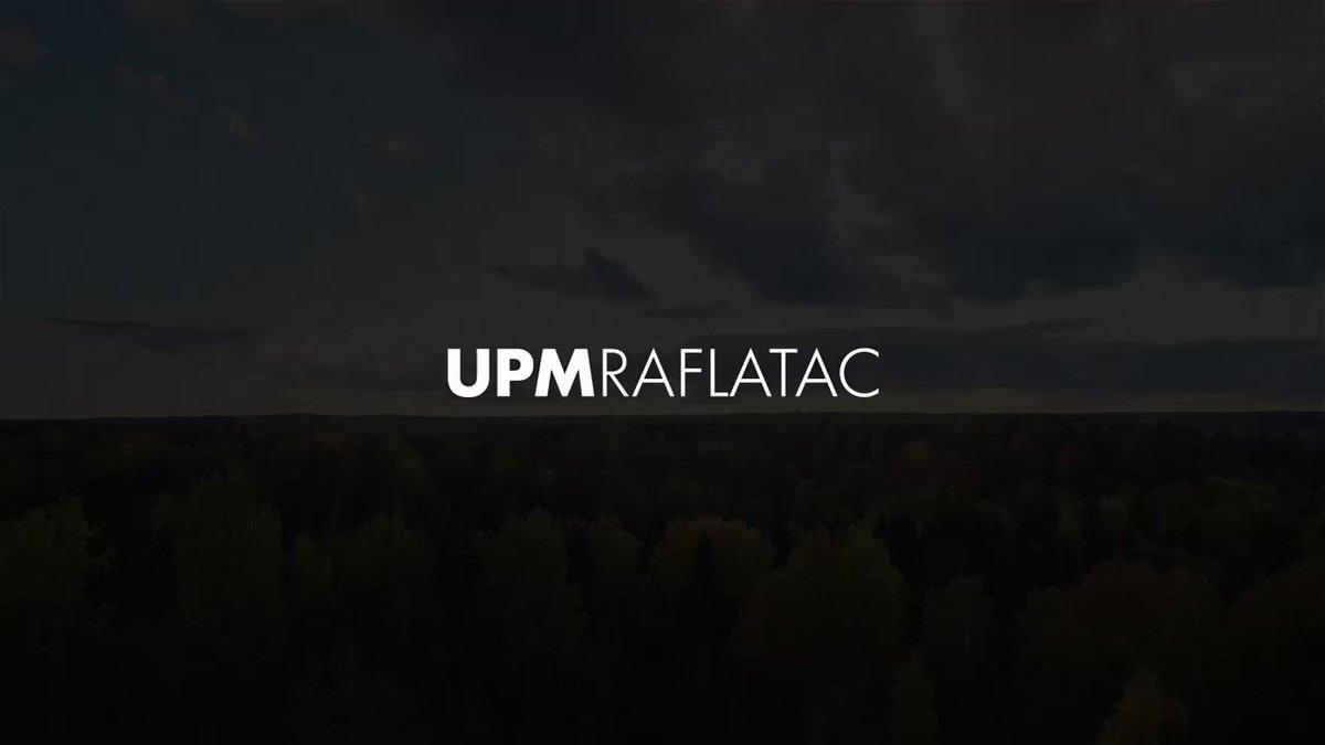 Image for the Tweet beginning: 📣NEW! UPM Raflatac RAFNXT+ is