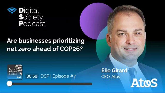 A #descarbonização nunca foi tão importante para as empresas. @ElieGirard revela como é que...