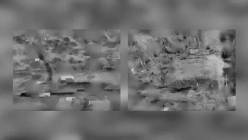 أغارت طائرات سلاح الجو الليلة الماضية على موقع لانتاج أسلحة تابع لحماس في