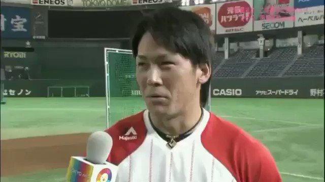 内田真礼さんに見とれて防球ネットに激突!?ホークスの福田選手の行動が面白すぎる!