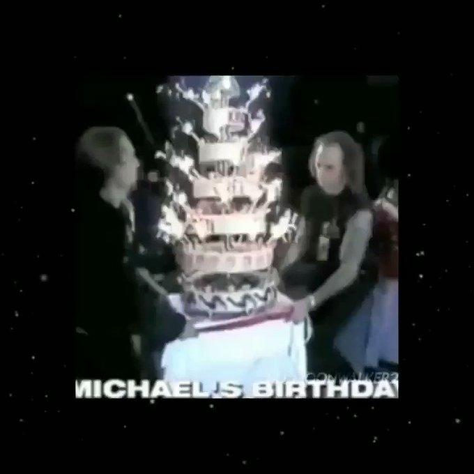 Happy birthday Michael Jackson nuestro Rey del Pop!