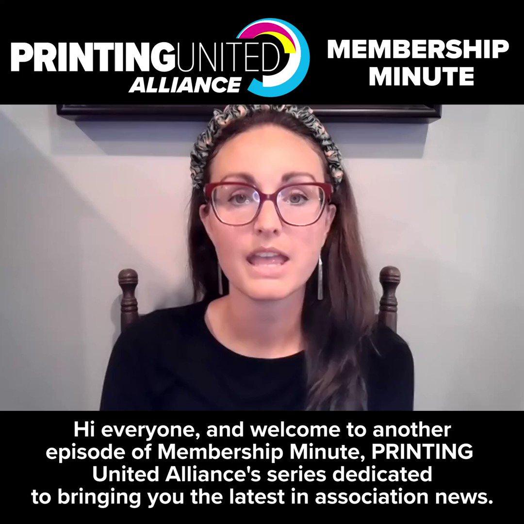 Image for the Tweet beginning: In this week's Membership Minute,