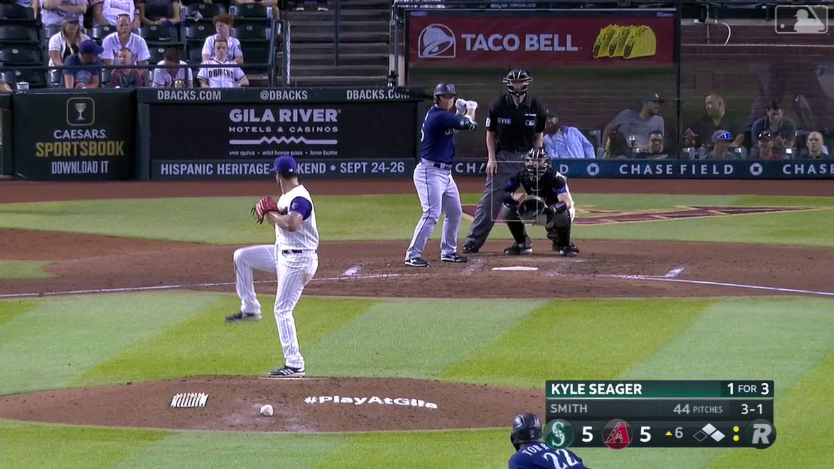 @MLB's photo on Kyle Seager