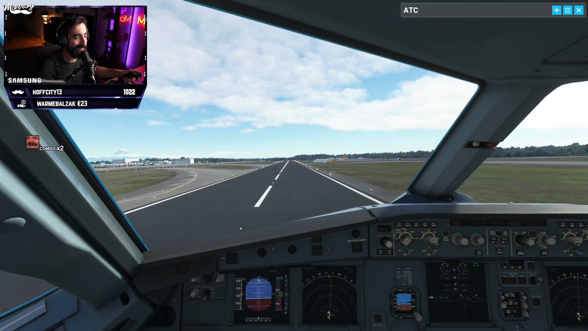 Best pilot in the Netherlands @OfficialMorrog 😂