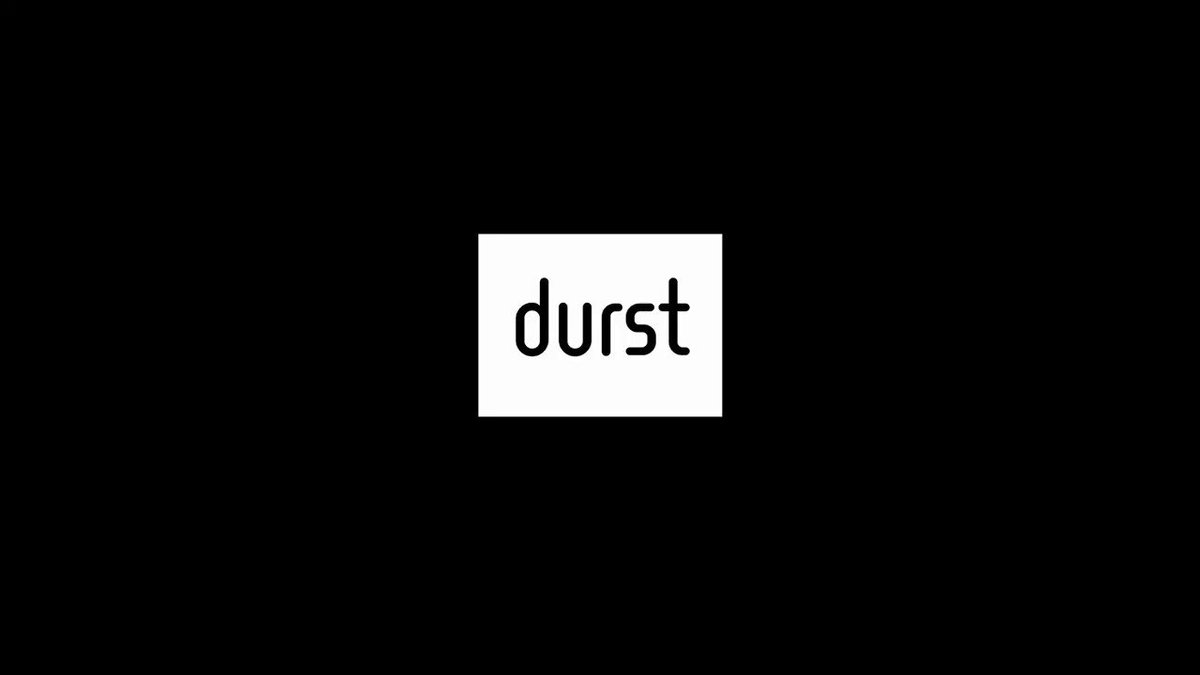 Image for the Tweet beginning: Durst Water Technology is ideal