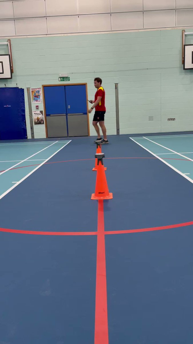 Great to see our #pulastic indoor sports floor in action 😊 https://t.co/ZZWHkpJccb