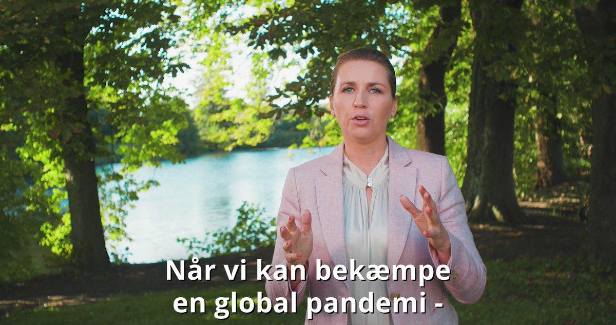 Image for the Tweet beginning: Danmark kan mere 🇩🇰💪