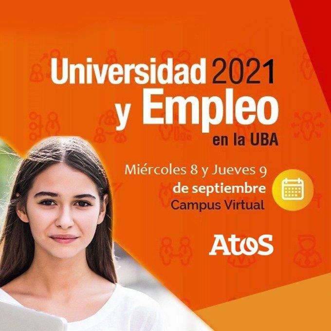 Te esperamos hoy, miércoles 08, y mañana jueves 09 en el campus virtual de...