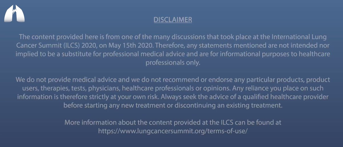Image for the Tweet beginning: #ThrowbackThursday to last year's #LungSummit