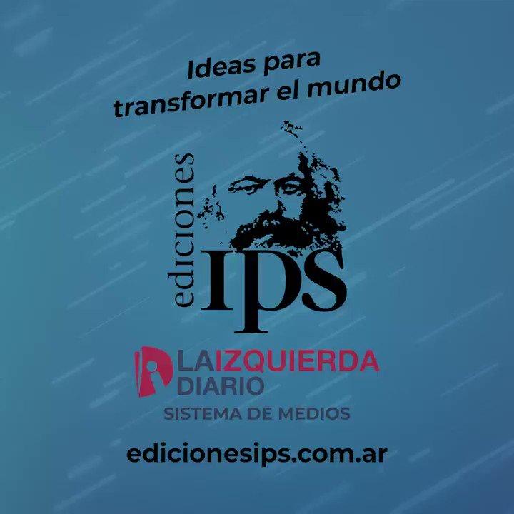 Para preparar la lucha por el futuro socialista de la sociedad ✊🏼  ESTOY  @Ediciones_IPS https://t.co/YQl7JQqwHd