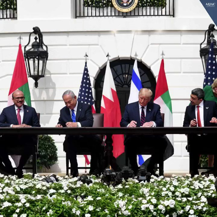 Blinken to honor Abraham Accords with Israel, UAE, Bahrain and Morocco ministers