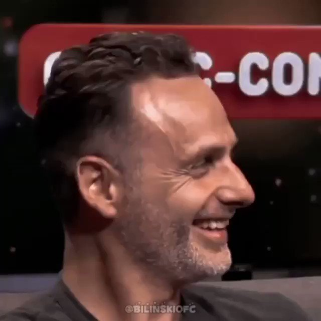 Happy Birthday Andrew Lincoln, I love you so so much <3 you\re amazing
