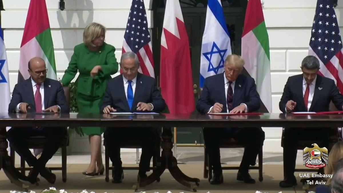 A year has passed since the AbrahamicAccords, and on this occasion, ambitions rise further to what this…