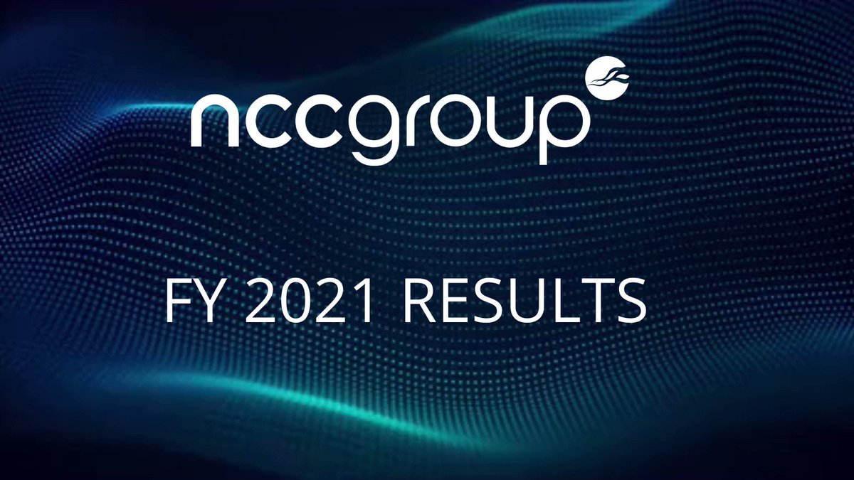 Today we reported our full year results for the 12 months to 31 May 2021.  https://t.co/m1TFcte3IE https://t.co/nBNkgYbhHb