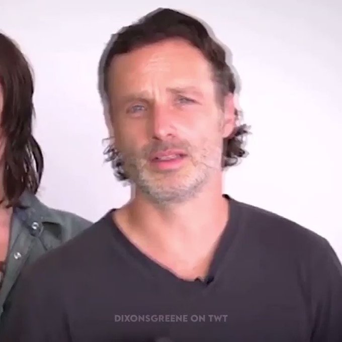 Happy birthday for this real dilf andrew lincoln