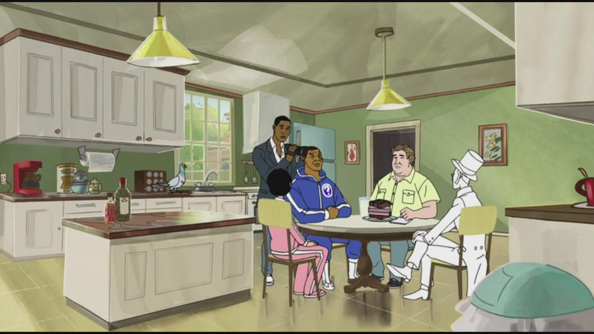 @Tommy_Slick's photo on Mike Tyson Mysteries
