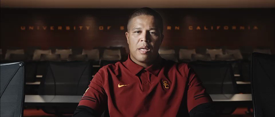 Blessed with an incredible opportunity in the city I love. It's an honor to serve this prestigious university. 1-0 every day is the mindset. #FightOn ✌🏽