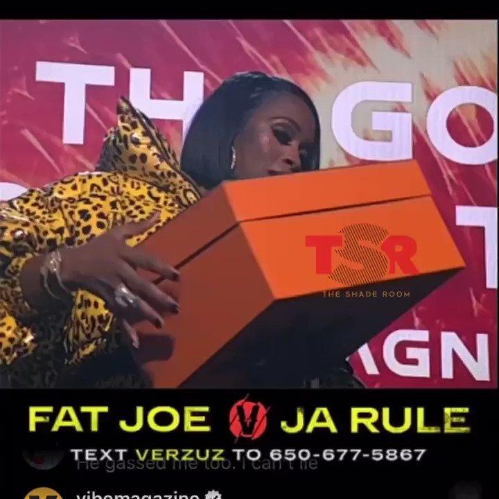 @TheShadeRoom's photo on Ja Rule
