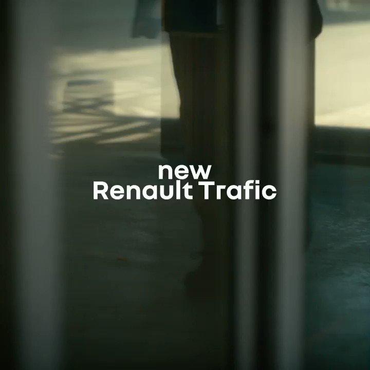 Nye Renault Trafic. Over 40 år med innovasjon! https://t.co/xTHY2hewdx