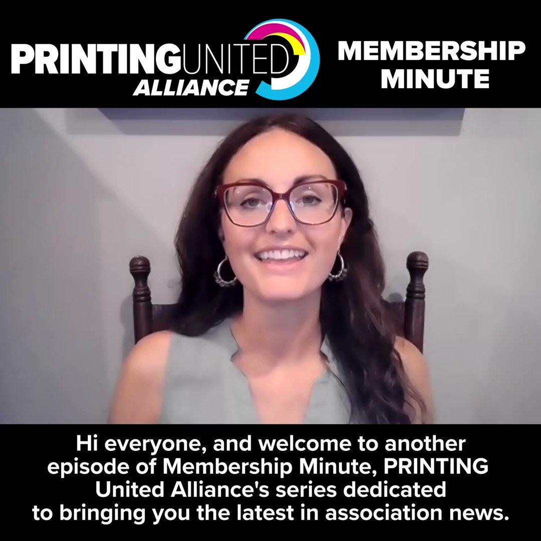 Image for the Tweet beginning: In this week's Membership Minute