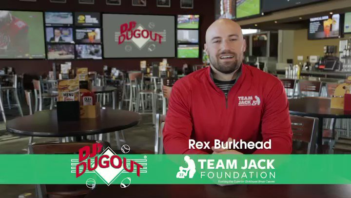 The rivalry returns! All DJ's locations will open @ 10am for the 11am Nebraska v Oklahoma game on Saturday! We're so excited to support @TeamJack again this football season, visit https://t.co/5Ym97PBOEu to learn more about the Team Jack Foundation. Thanks for the kind words, Rex
