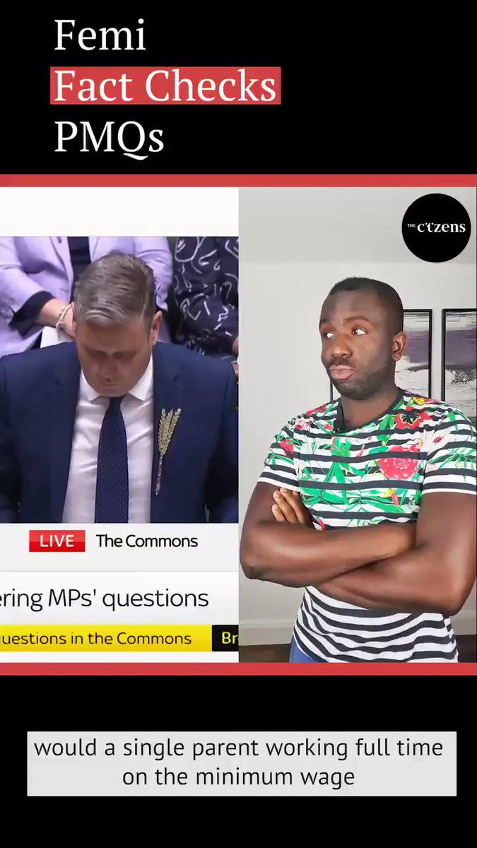 Excellent fact check on yesterday's PMQs. If only it could be live with the broadcast. https://t.co/aCMpCQTUbQ