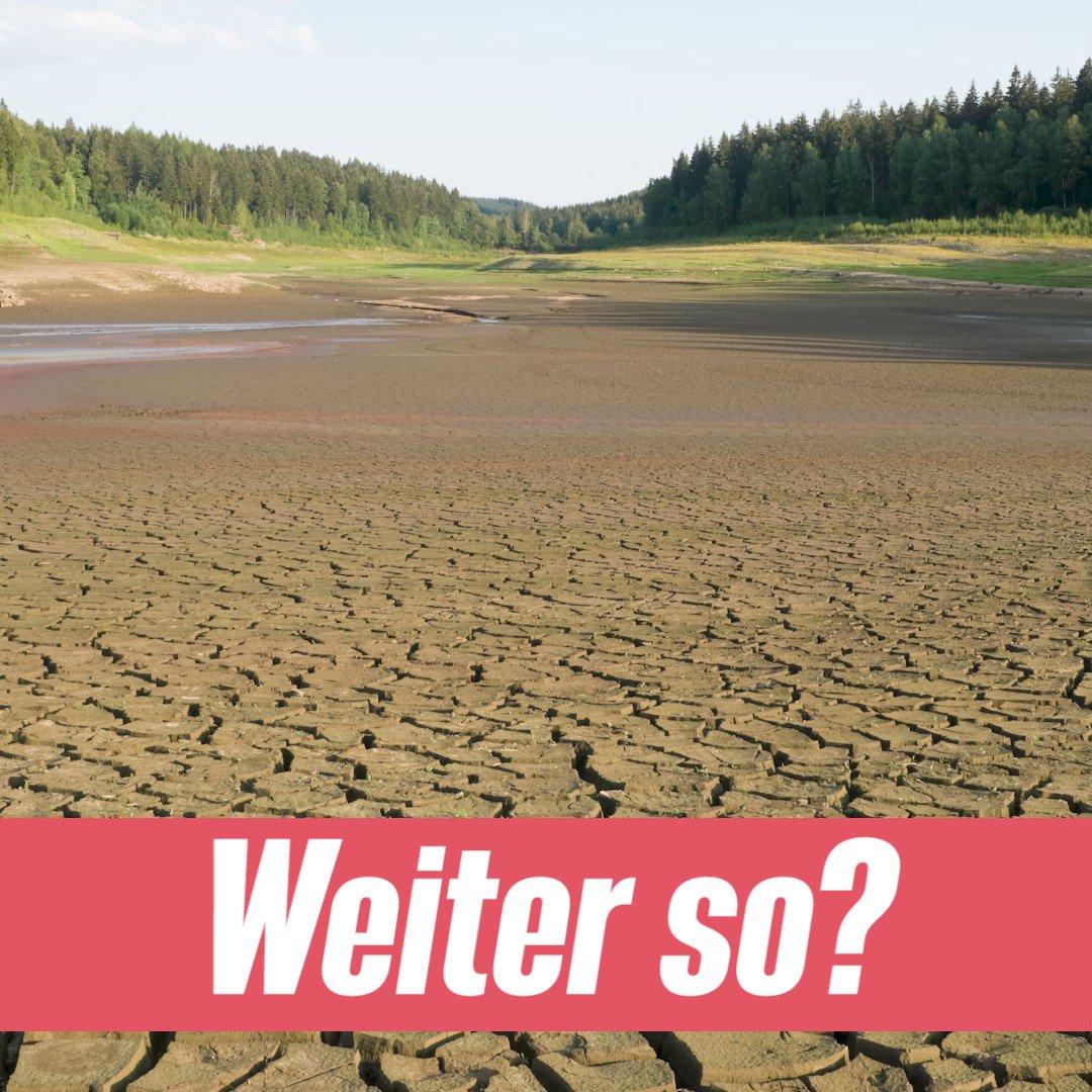 """Image for the Tweet beginning: """"Wir dürfen beim Klimaschutz keine"""