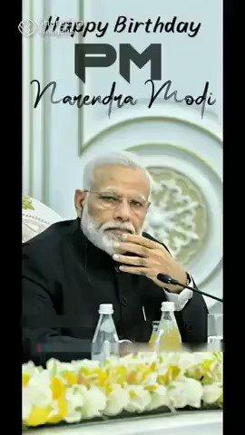 Happy Birthday Honourable Prime Minister of India, Narendra Modi Ji