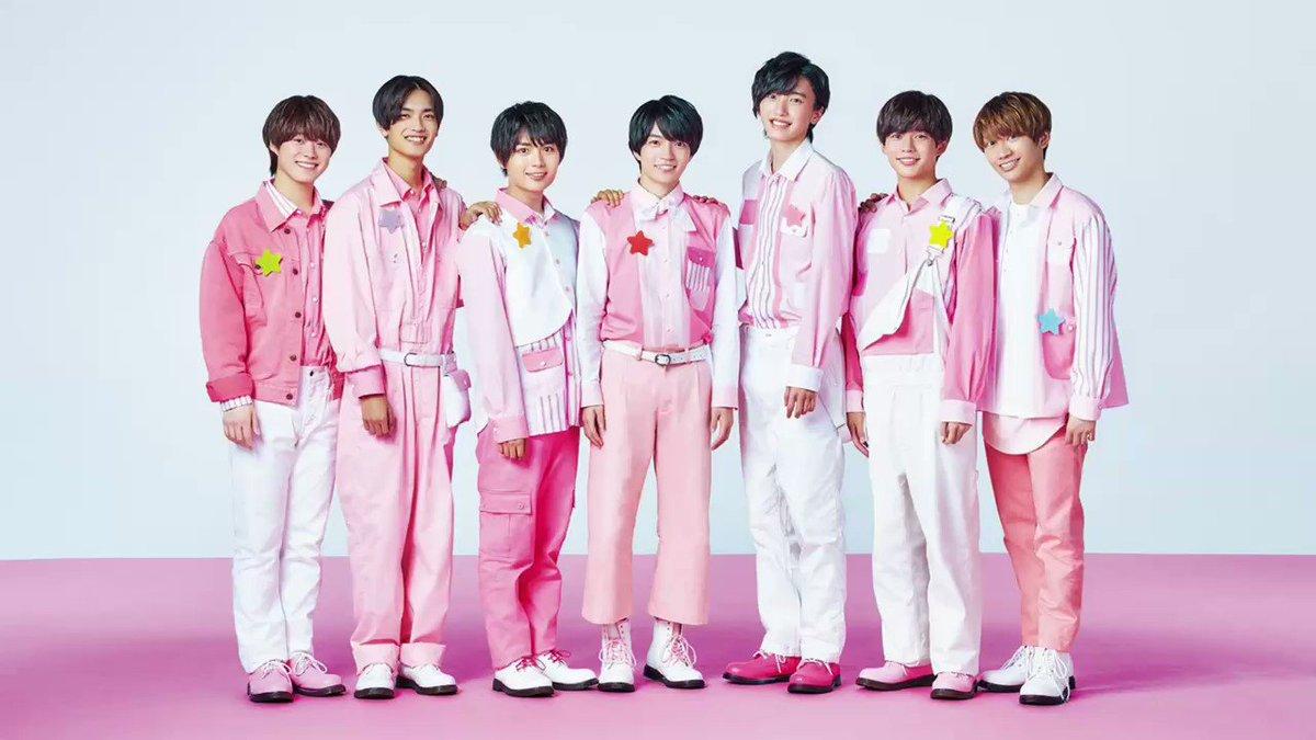 なにわ男子デビュー曲 「初心LOVE」 の1番です! WS繋げて聴きやすいようにしたので良かったらどうぞ!! #なにわ男子 #初心LOVE