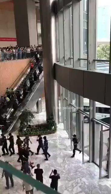 🚨チャイナ・エバーグランデ・グループ(中国恒大集団)本部に警察が突入 中国の不動産大手が崩壊