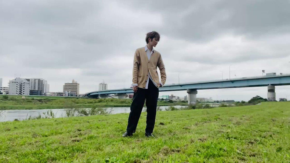 しょーたんさまのパラパラ今朝、河原で踊ってみた!  #蒼井翔太 #ギミラミ