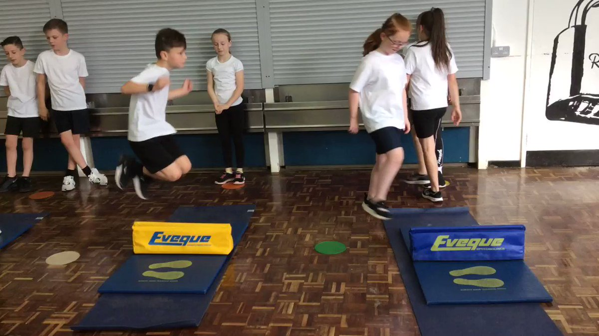 Image for the Tweet beginning: Y4 completed their baselines for