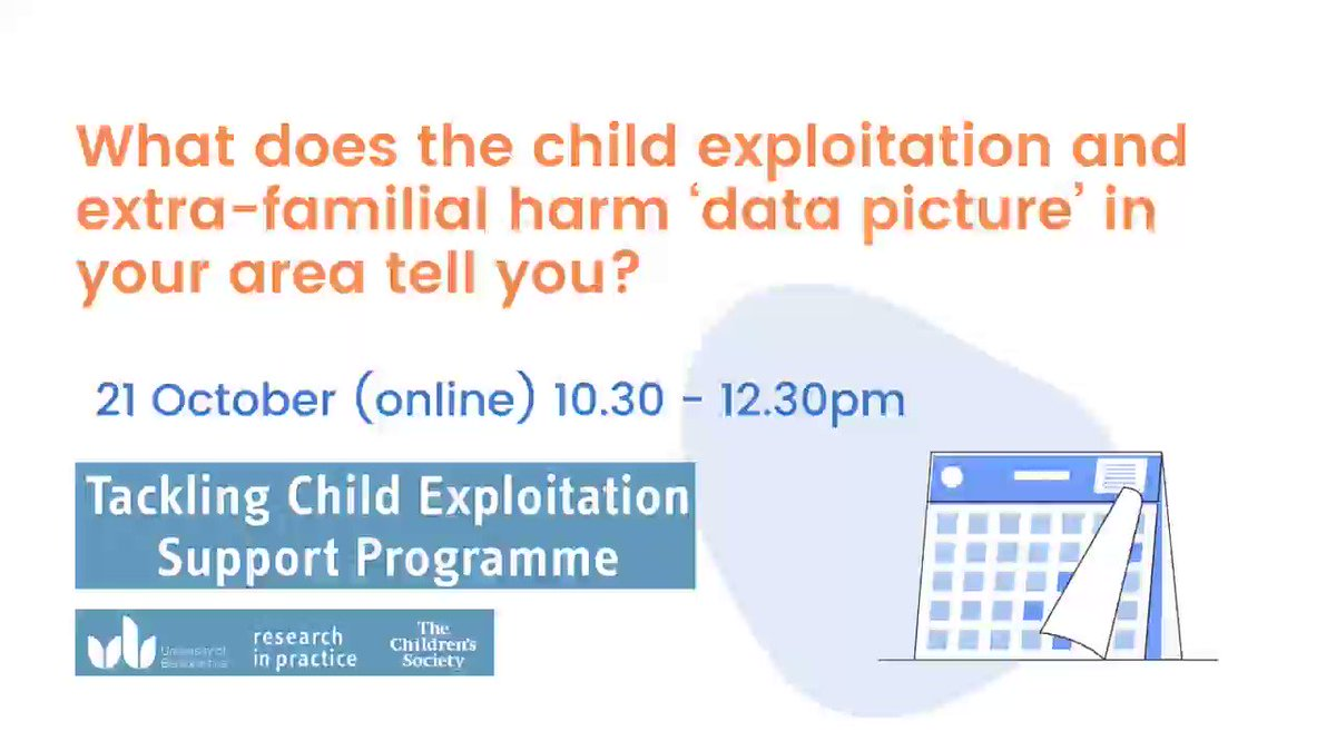I've had the privilege of working with @Geekybeck on a couple of #TCEProgramme data sessions as part of our projects. They have challenged & transformed the way I think about, engage with & talk about data. Sounds good right? Come join this session so you can experience the same.