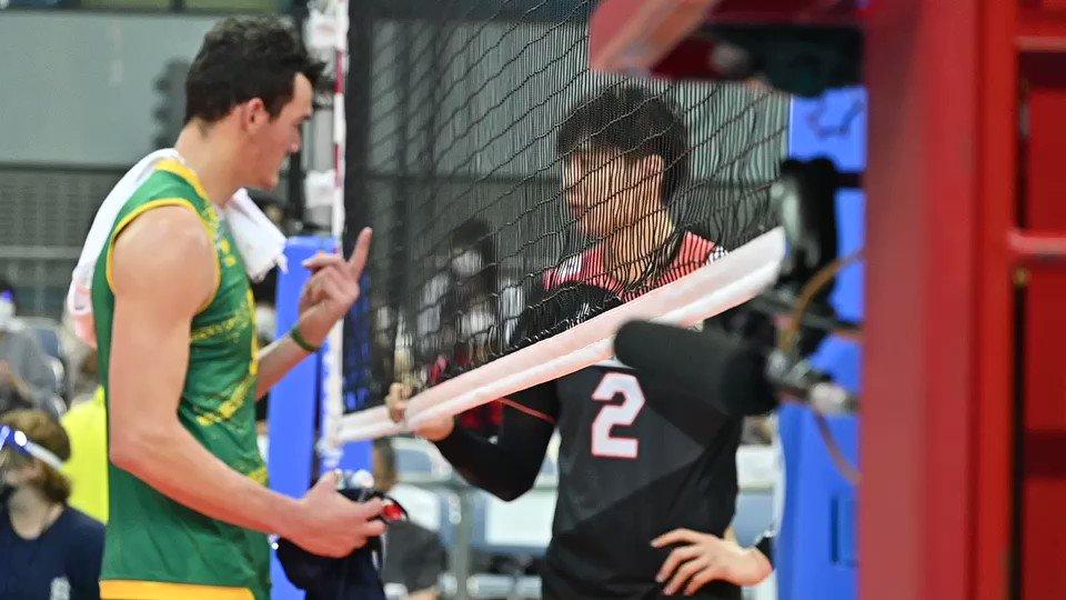 20210917 🇦🇺vs🇯🇵  JT組😭😭😭  #小野寺太志  選手 #トーマスエドガー 選手 #龍神NIPPON #JTサンダーズ