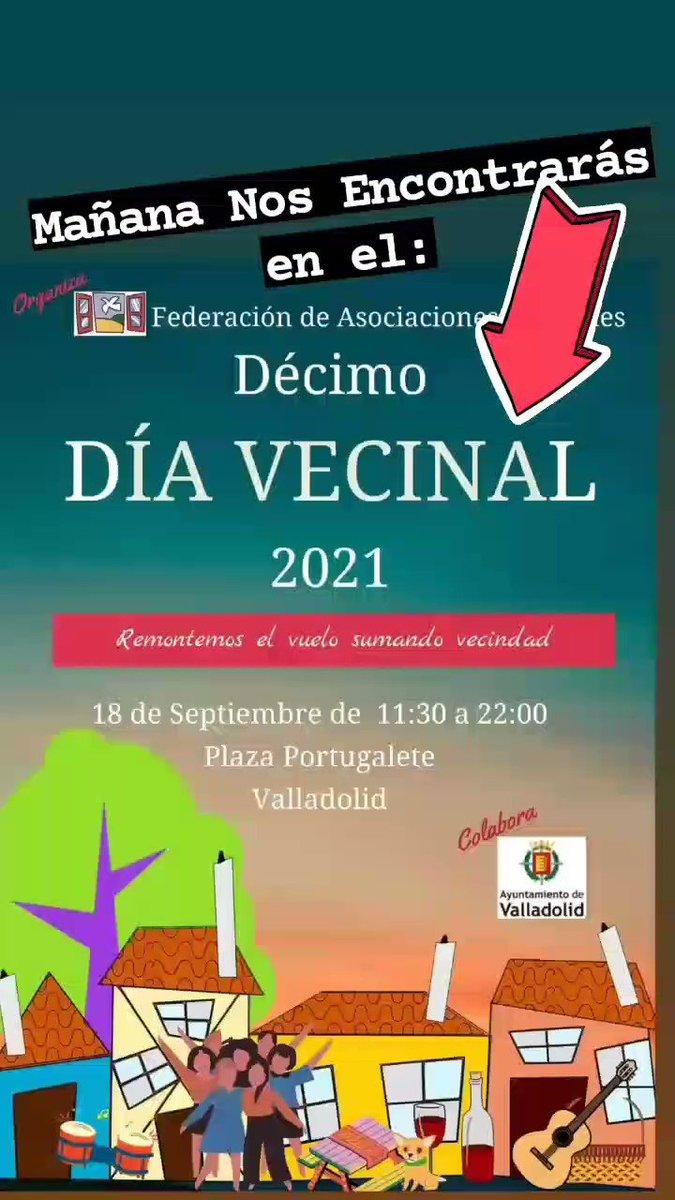 Image for the Tweet beginning: Mañana nos vemos en el
