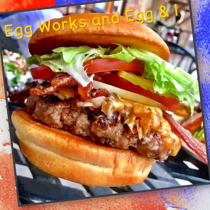 Image for the Tweet beginning: IT'S NATIONAL CHEESEBURGER DAY!!!  Looking for