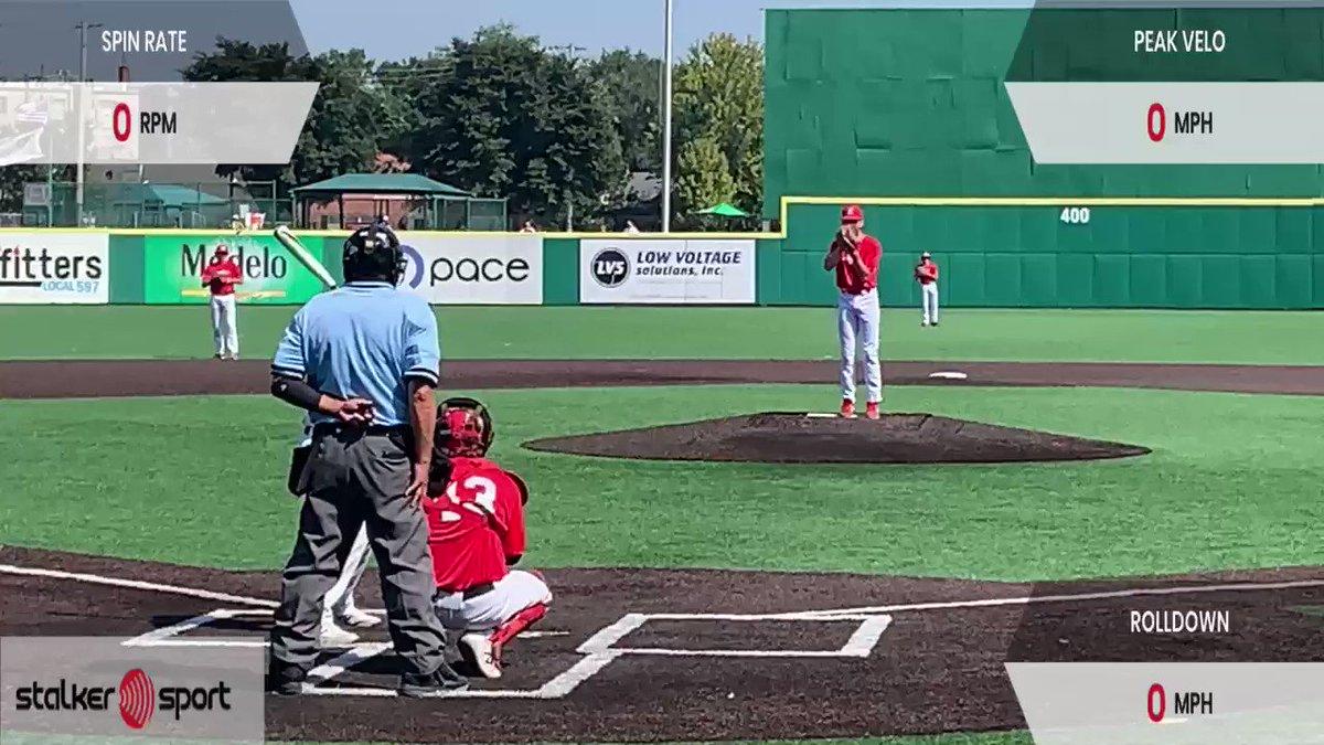 Image for the Tweet beginning: Drew Koenig 2023 Elite Baseball Training Sits