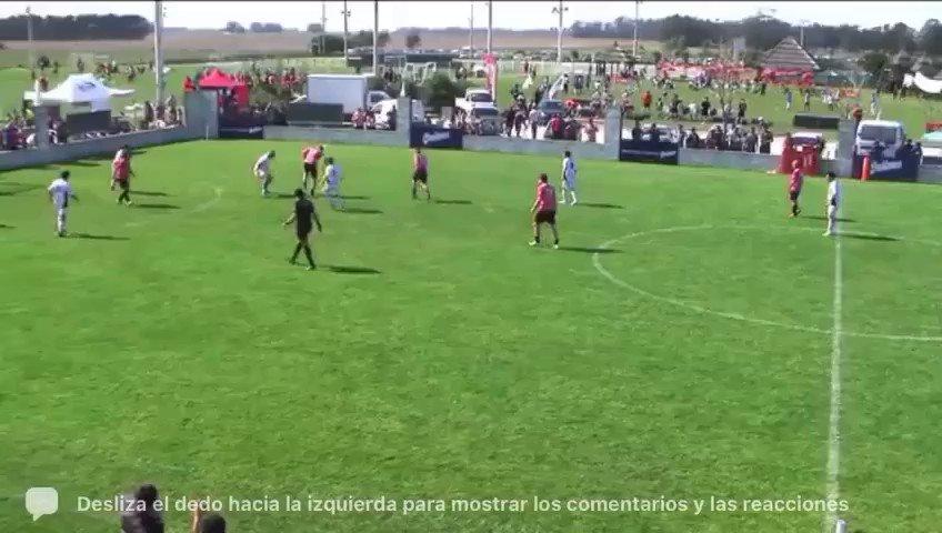 Image for the Tweet beginning: Habilitación del Titán y gol