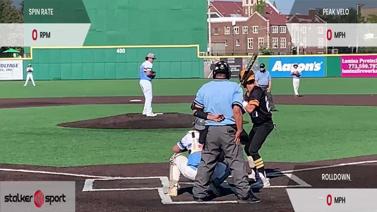 Image for the Tweet beginning: Blake Binkowski 2023 Rhino Baseball Sits 78-79