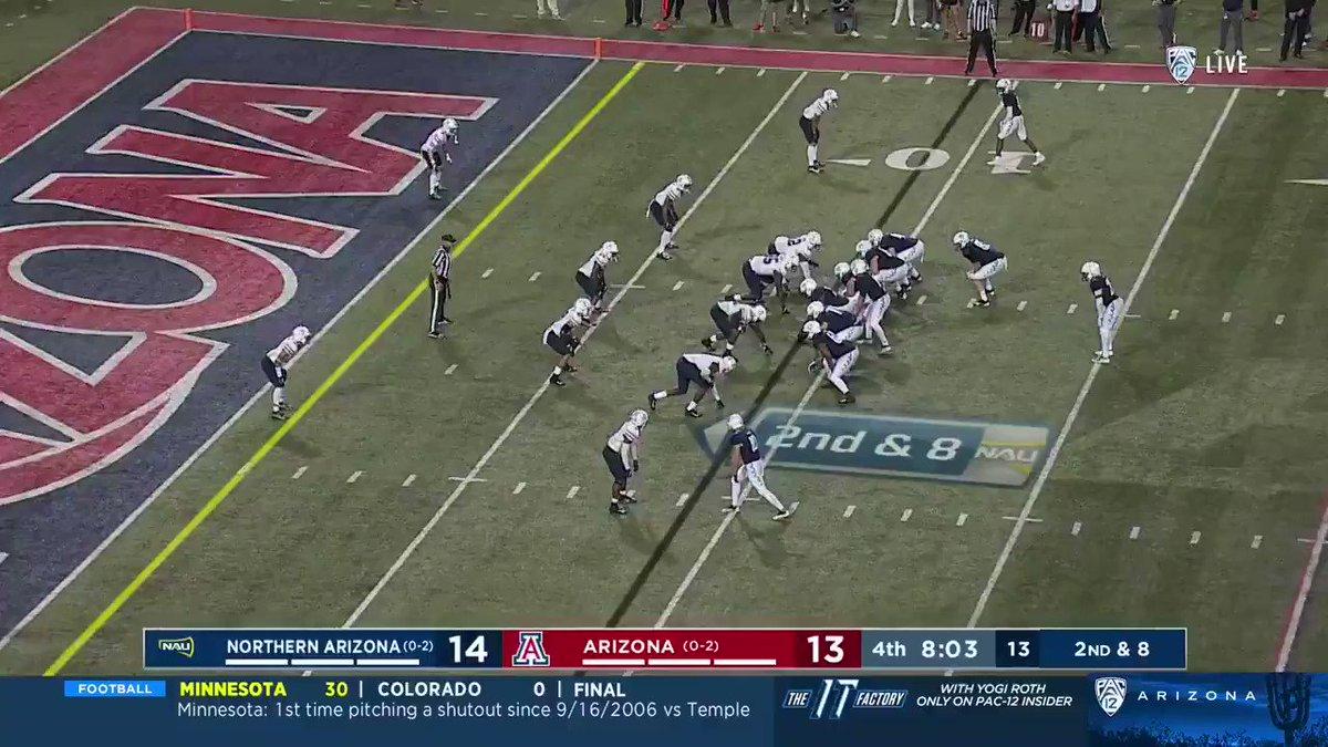 @NAU_Football's photo on Pac-12
