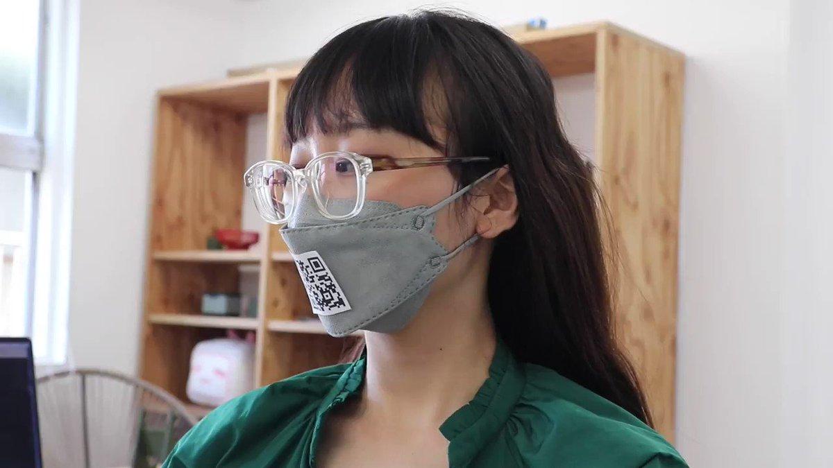 QRコードマスク作った