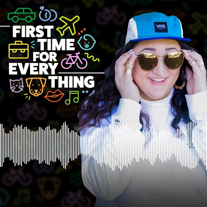 On the second episode of #FirstTimeForEverything,  @jamiecoletta discussed the first time she started a business, and the importance of having an authentic interest in the bands she's promoting...  podfollow.com/ftfe  #musicpromotion #careerpodcast @NOEARBUDS