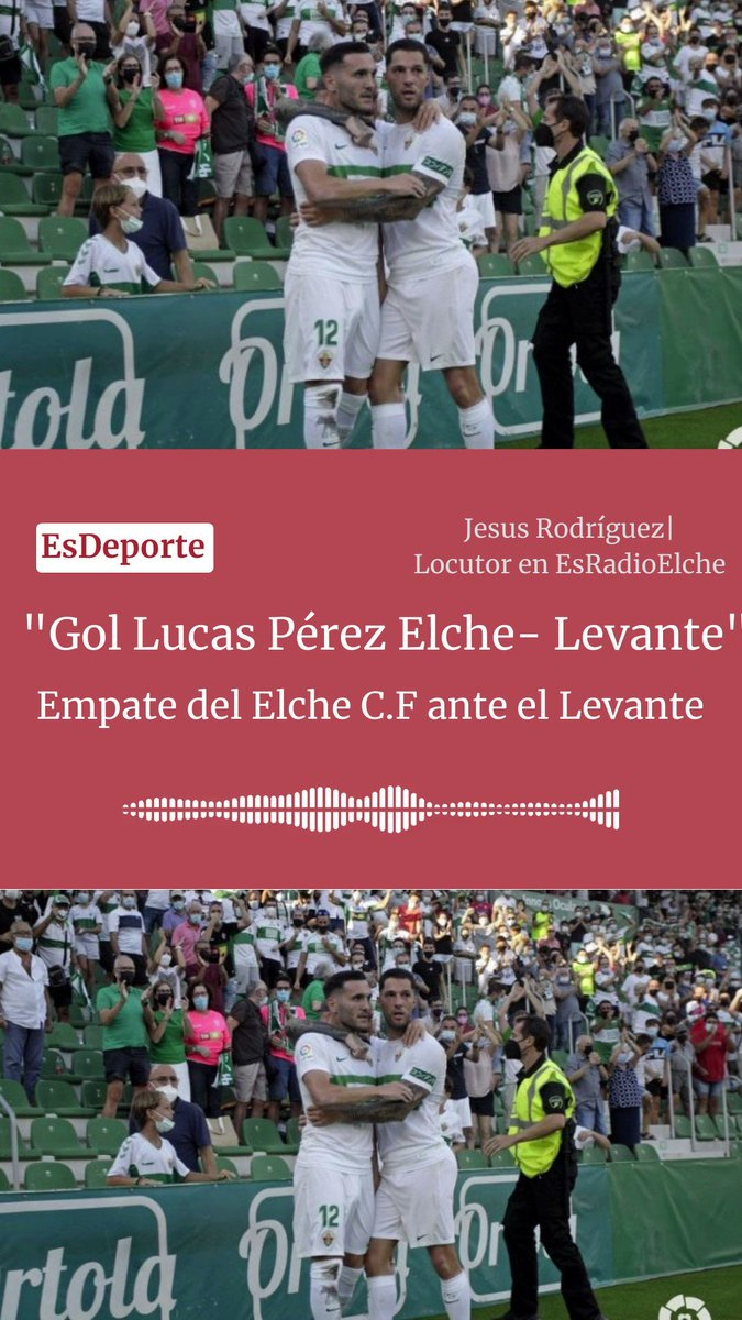 Image for the Tweet beginning: #EsDeporte ⚽Vuelve a vivir el