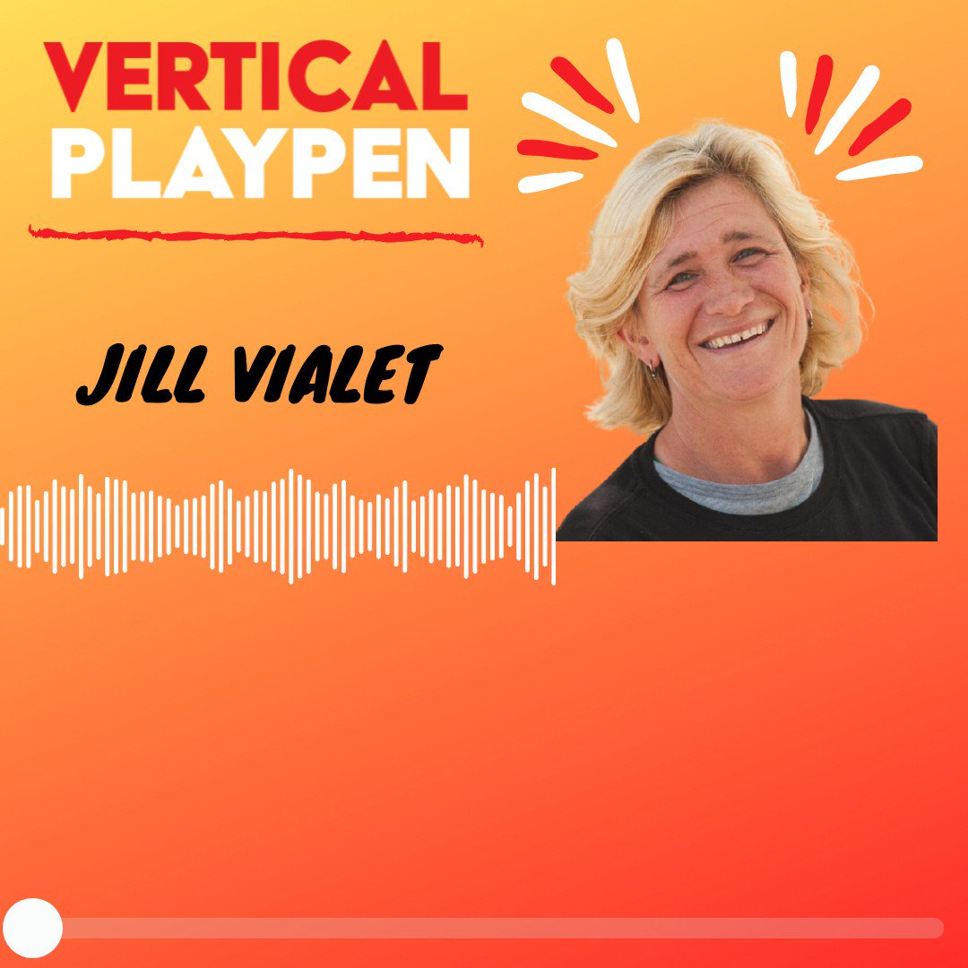 Check out Playworks Founder @jillvialet discussing her new book Why Play Works on the Vertical Playpen podcast. Listen to the full episode at the links below! Spotify: https://t.co/KpZ0dxOU7p Apply Podcasts: https://t.co/dxtni4jzqd https://t.co/ZQ8ari3Wzn