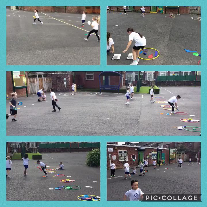 Image for the Tweet beginning: Another fantastic PE lesson ⭐️💫