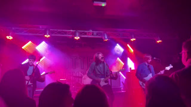 @This_Feeling , saw @TheRacketUK and @SarpaSalpaMusic support the @LotteryWinners last night.  Potential bands for the This Feeling Stage @IsleOfWightFest next year? #thisfeeling #IOW2022